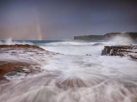 Walk To The Beach Surf And Sun, North Avoca