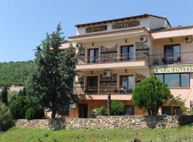 Guesthouse Kerkinitis, Lithótopos