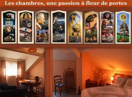 Hotel Le Catala, Beaudéan (рядом с городом Lesponne)