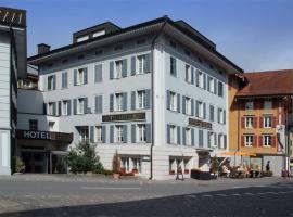 Hotel Metzgern, Sarnen (Alpnach yakınında)