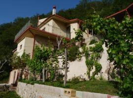 Tenuta Basia, Sant'Angelo di Brolo (Raccuia yakınında)