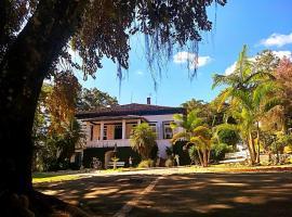 Hotel Fazenda Três Barras, Bananal (Arapeí yakınında)