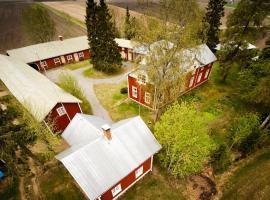 Mäntylän Tila, Närvijoki