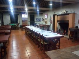 Hotel Fazenda Capao do indio, Vacaria