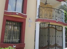 Habitaciones en Conjunto Villavanesa, Ibagué (El Salado yakınında)