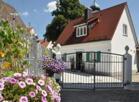 Ferienhaus Privat - Villa-Himmelsberg, Kellmünz (Bonlanden yakınında)