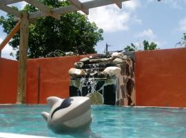 Maison d'hotes Dominican Dreams, Santo Domingo (Hatillo yakınında)
