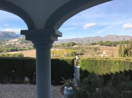 Beautifull villa in Calpe, Casas de Torrat