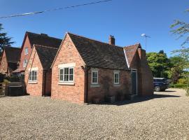 Pheasant Cottage, Tarporley (рядом с городом Beeston)