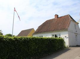 Nans Flex & Feriehus, Fåborg (Hårby yakınında)