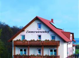 Panorama Gasthof Stemler, Eulenbis (Wolfstein yakınında)