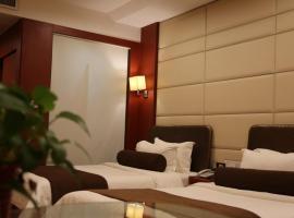 GreenTree Alliance Bozhou Lixin County Renmin Road Hotel, Donglaozhai (Chundian yakınında)