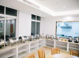GreenTree Inn Chaohu West Health Road Aixin Hospital Business Hotel