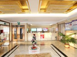 Shell Cangzhou Botou West Jiefang Road Hotel, Botou (Nanpi yakınında)