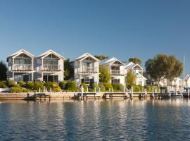 Captains Cove Waterfront Apartments