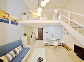 Xiamen Sweetome Holiday Apartment Huijing Plaza, Xiang'an (Xindian yakınında)