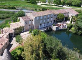 Logis Hôtel Le Moulin de Chalons, Le Gua