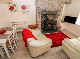5 Glan Y Wern Terrace, Pwllheli, Pwllheli (рядом с городом Llanarmon)