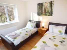 34 Kingford Forest Park Lodge, Umberleigh, High Bickington (рядом с городом Chittlehamholt)