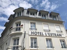 Hôtel L'Estran (de la Paix), Трувиль-сюр-Мер