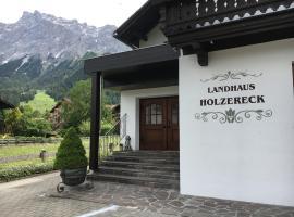 Landhaus Holzereck