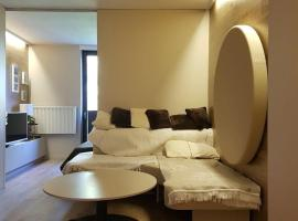 Luxury apartment Studios Rokytnice