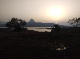 pawana lake sunset camping