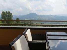 La Baita D'Oro Ristorante Residence, Monteduro (Ramiseto yakınında)