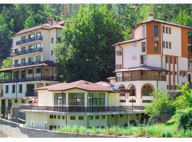 Hotel Rodopa, Banite (Davidovko yakınında)