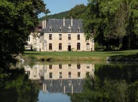 Abbaye de la Bussière, La Bussière-sur-Ouche (рядом с городом Barbirey-sur-Ouche)