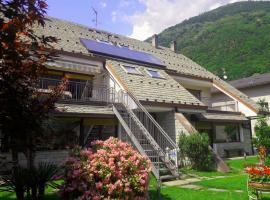 Casa Vacanze Santa Perpetua, Tirano (Campascio yakınında)