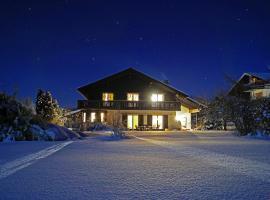 Großes Ferienhaus am Fuße des Hochfelln****
