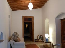 Alexia House Traditional Stone Village home