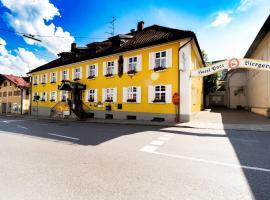 Hotel - Gasthof - Brauerei Post, Nesselwang