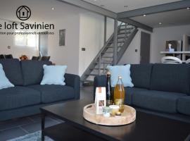 Le loft Savinien, Sainte-Savine