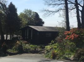 Woodpecker Lodge, Bryn-crug