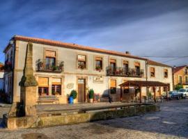 Hotel Rural Los Villares, Los Villares de Soria (Matute de la Sierra yakınında)