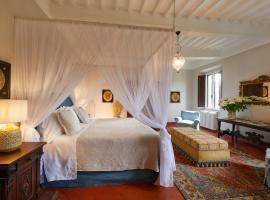 La Pescaia Resort, La Pescaia (Sticciano yakınında)