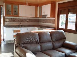apartamento en el rural Mariela, Ковело (рядом с городом Годонес)