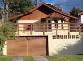 Casa de Lazer em Campos do Jordao