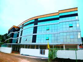 Vattekkad Apartments, Kakkanad (рядом с городом Muttam)
