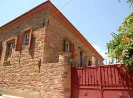 Villa Krini Rooms, Thymianá