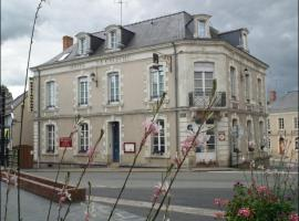 Le Relais de la Calèche, Saint-Denis-d'Anjou (рядом с городом Saint-Brice)