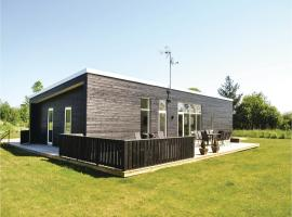 Five-Bedroom Holiday Home in Glesborg