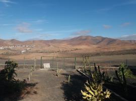 Campo de Tiro Morro Negro, Antigua (Agua de Bueyes yakınında)