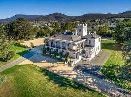 Claremont House, Hobart (Berriedale yakınında)