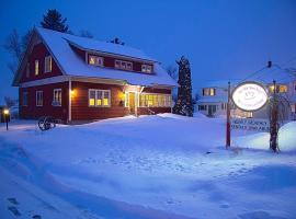 Old Iron Inn Bed and Breakfast, Caribou (Grand Falls yakınında)