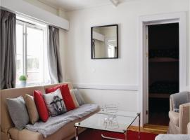 One-Bedroom Apartment in Lillehammer