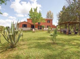 Three-Bedroom Holiday Home in Scarlino GR, Forni di Gavorrano