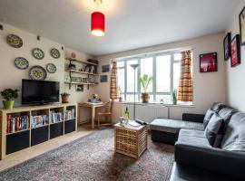 Spacious Leigh Road Apartment, Лондон (рядом с городом Highbury)